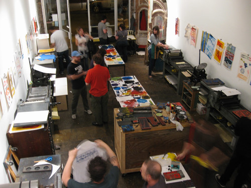 Hatch Show Print at The Arm