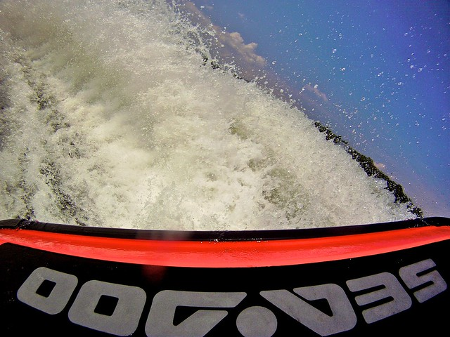 Header of sea-doo