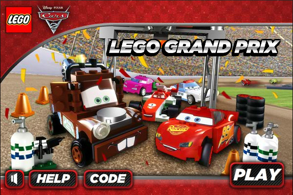 Lego Cars 2 Flickr Photo Sharing