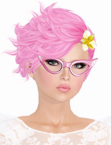 Pink Nerd  JuicyBomb Second Life