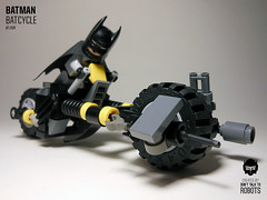 LEGO Batman Batcycle