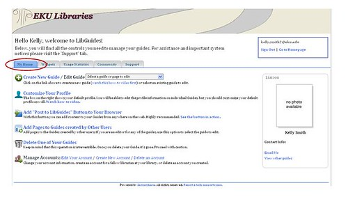 libguides screenshot