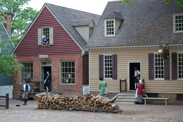 Colonial Williamsburg Food Recipes