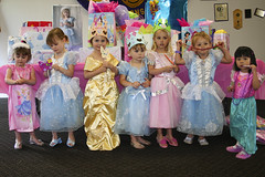 It's a Princess Party!!