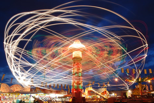 Carnival Light Trails 10