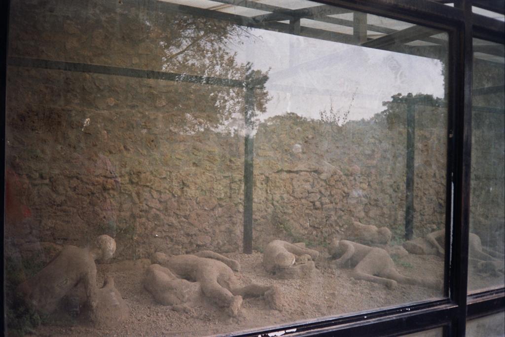 Jardín de los fugitivos pompeya - 2513212909 f2a2747510 o - Pompeya, donde el tiempo se detuvo en un instante