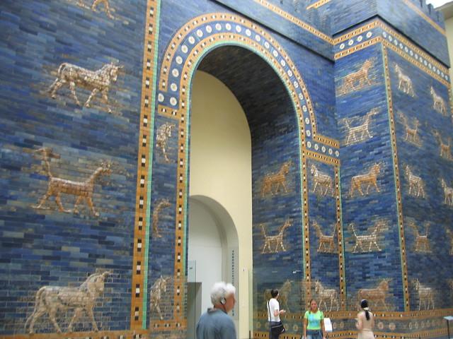 Porta di babilonia berlino a photo on flickriver - Berlino porta di magdeburgo ...