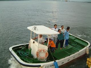 Kapal Latihan Cermin at Pangkor