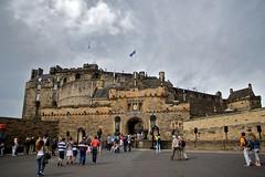 爱丁堡古堡 Edinburgh Castle