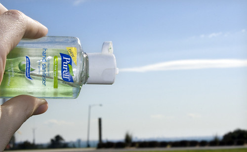 Is Your Hand Sanitizer Causing Hand Dermatitis?