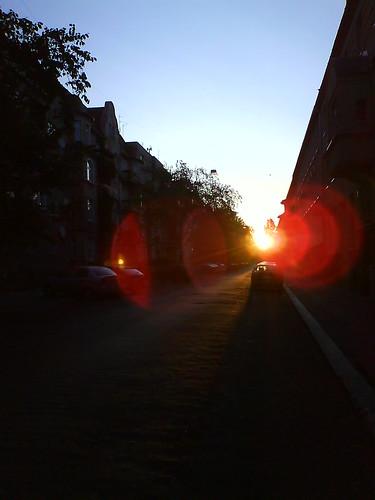 sunrise opole wschod kosciuszki