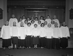 Pine Street Church group