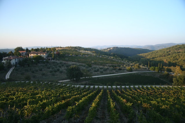4 DAYS TO VISIT BEAUTIFUL TUSCAN LANDSCAPE