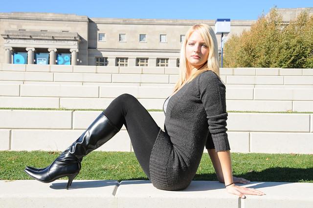 Blonde Boot 65