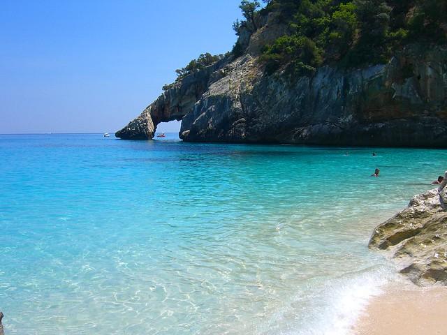 Cala Goloritzè, Sardegna