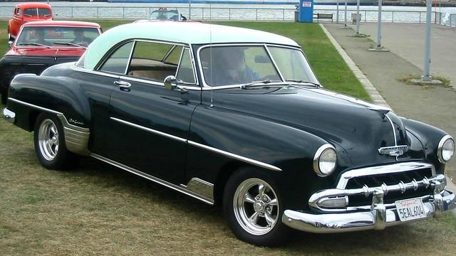 1952 chevrolet 2 door hardtop custom 39 5eal604 39 2 for 1952 chevy 4 door