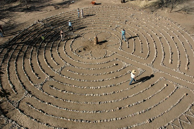 Build a Labyrinth in One Day