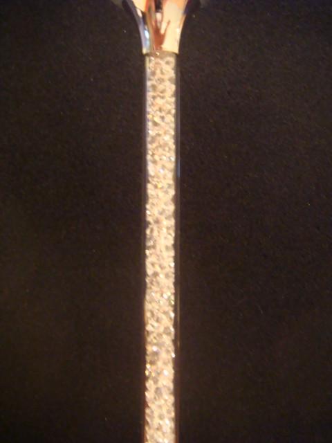 Stem Of Swarovski Champagne Flute Flickr Photo Sharing