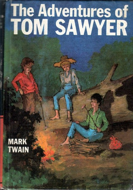 the adventures of tom sawyer as a picaresque novel Aunt polly searches and screams for tom sawyer: she wants to confront her nephew about some missing jam tom, however, is able to outwit his aunt and slips away.