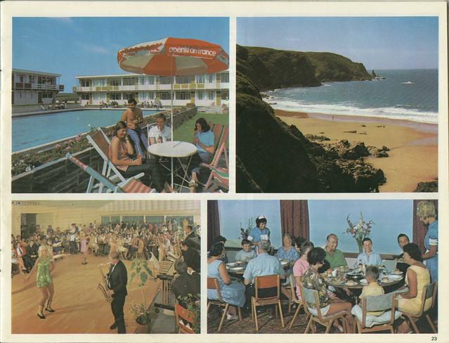 Pontins Brochure 1972 - Plemont Bay