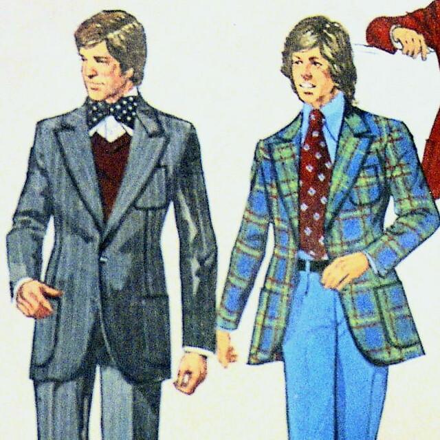 Vintage Mens Patterns 50