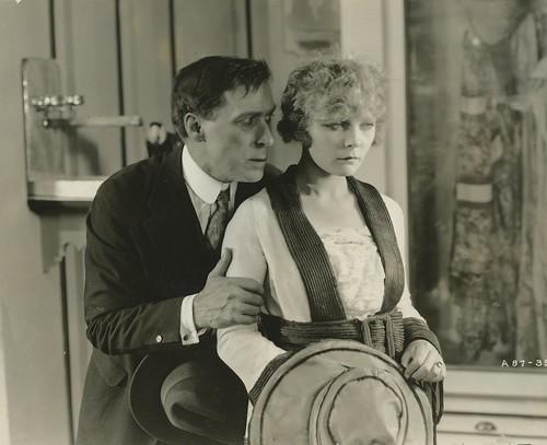 "William S. Hart in ""John Petticoats"", 1919"