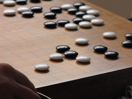 The game of Weiqi