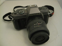 Pentax P30t by Mr.FoxTalbot