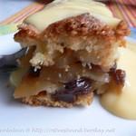 Bild zu Rezept ©Apfelpasteten-Kuchen der russischen Großmutter 003