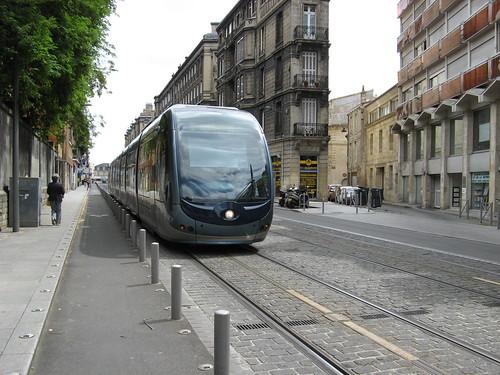 Bordeaux Tram