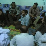 ROD Team having meeting with Youth Group elders in Noori Gate Sargodha.