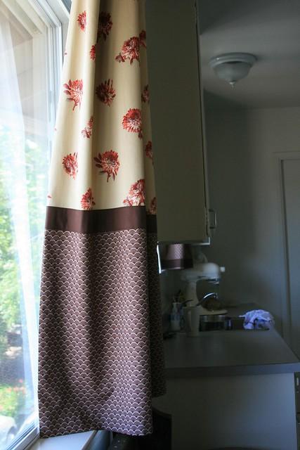 Custom Window Treatments - Modern Drapes, Window Shades, Fabric