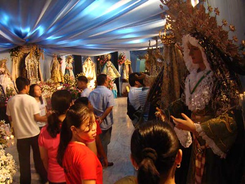 Museo Valenzuela 10th Grand Marian Exhibit opening