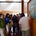Grupo de finalistas del Premio Galicia Innovación Junior 2008 con sus compañeros, profesores y familiares, durante la visita guiada por el Centro de Innovación e Servizos da Madeira (CIS Madeira), situado en Tecnópole. 6/6/2008
