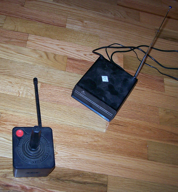 Atari Remote Control Joystick