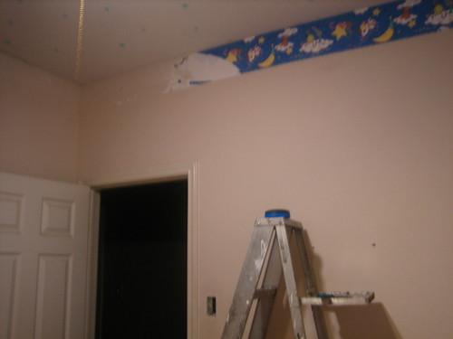 Remove Wallpaper Border