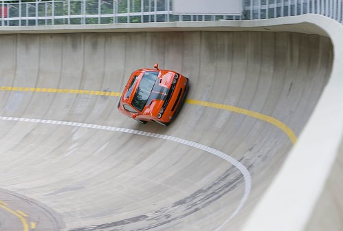 dodge-challenger-srt8-on-unterturkheim-track