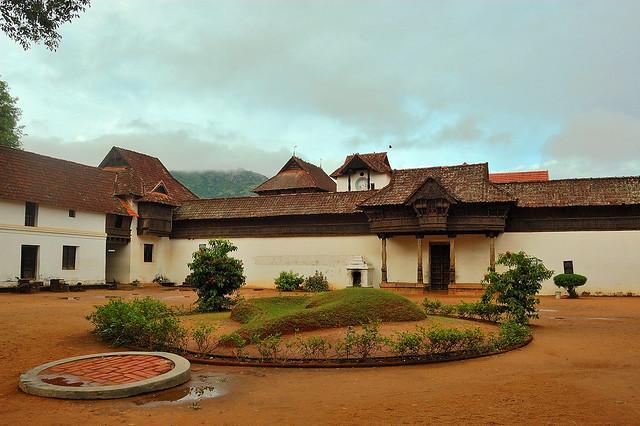 pathmanabapuram palace by CC user thejasp on Flickr
