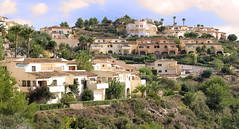 The Castellons Vida apartments outside Teulada, Costa Blanca
