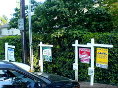 many more condo for sale signs posted in lake oswego…