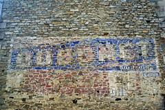 Dubonnet ('Dubonet') ghost sign, Broons - Photo of Saint-Jouan-de-l'Isle