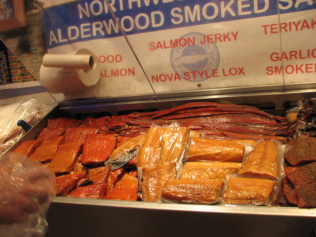 smoked fish pure food fish market pike 39 s place market flickr photo sharing. Black Bedroom Furniture Sets. Home Design Ideas