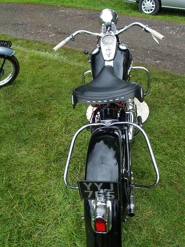Harley Davidson Classic Bikes - 1951