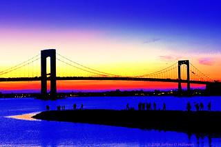 Throgs Neck Bridge Bayside, NY
