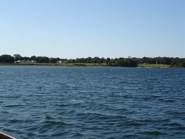 Prudence Island Ferry Fall River