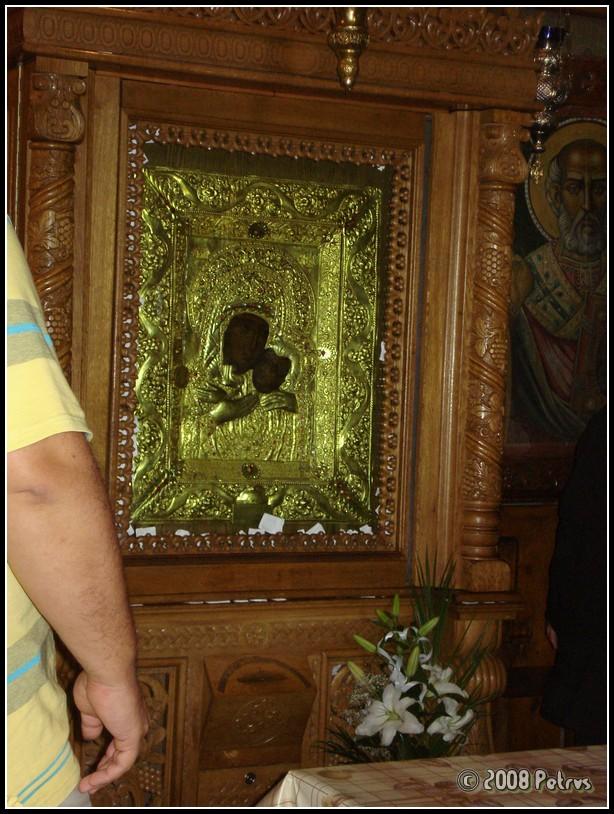 Icoana Maicii Domnului de la Mănăstirea Nămăiești