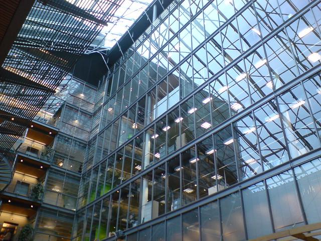 Unas oficinas donde ganar salarios en Finlandia