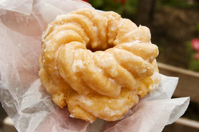 french cruller | Flickr - Photo Sharing!