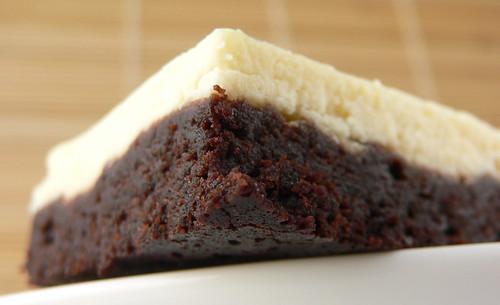 low budget cooking angen hert vermurkst cheesecake brownies. Black Bedroom Furniture Sets. Home Design Ideas