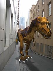 Lillian the Albertosaur